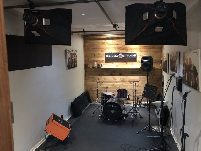 Decibels Studio (rehearsal studio, audio & video production company in Pretoria)
