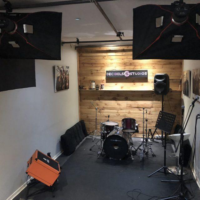 Decibels Studio (rehearsal studio, audio & video production company in Pretoria)